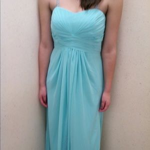 Strapless Prom/Bridesmaid Dress